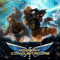 Modern Conquistadors на движке Unreal Engine 4
