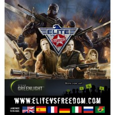 Elite vs Freedom game on UDK (UE 3)