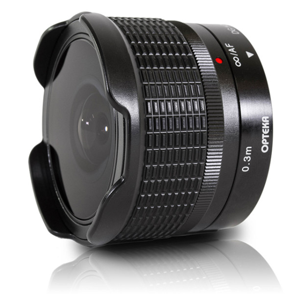 Photo lens Opteka 12mm f/7.4 HDMC Fisheye Lens