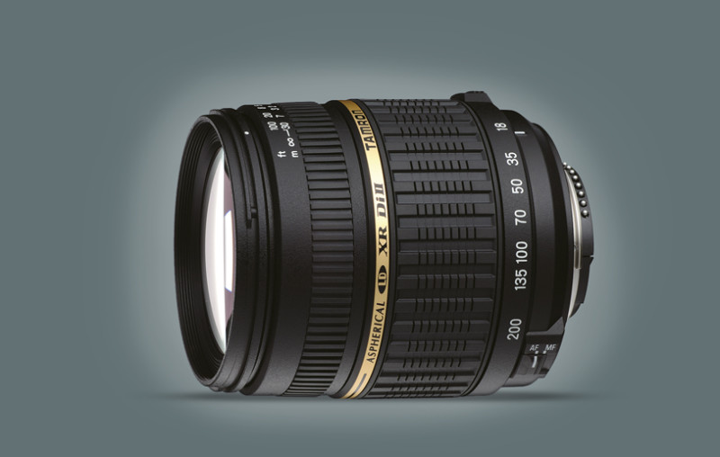 Tamron AF 18-200mm F/3.5-6.3 XR Di II LD Aspherical [IF] MACRO objective lens