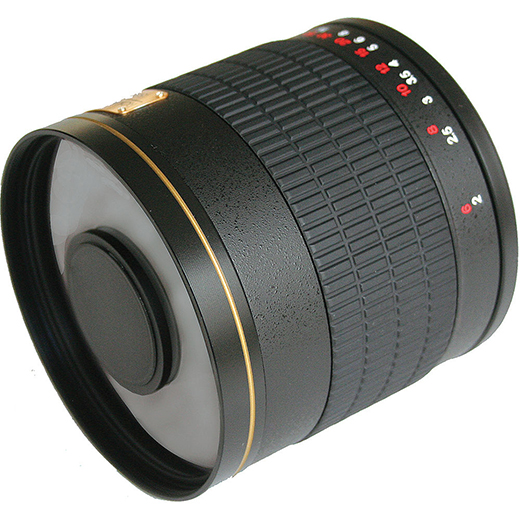 Tele-photo lens Rokinon 800M-B 800mm F/8.0