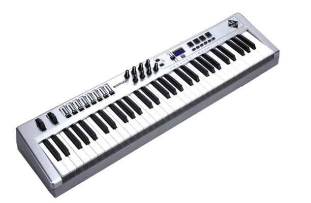 MIDI keyboard MIDIPlus Origin 62