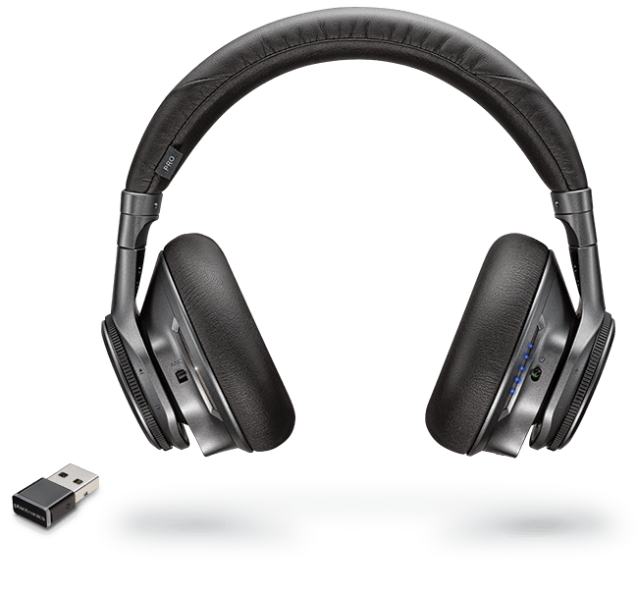 Wireless headphones Plantronics BackBeat PRO+