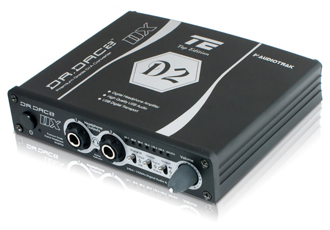 External sound card AUDIOTRAK DR.DAC2 DX TE