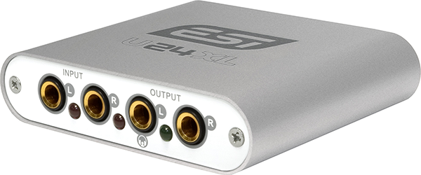 External sound card ESI U24 XL