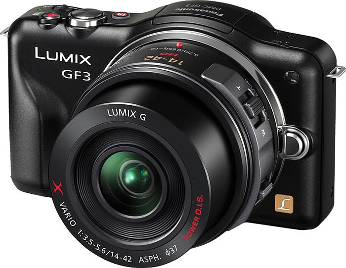Photo-camera Panasonic Lumix DMC GF3