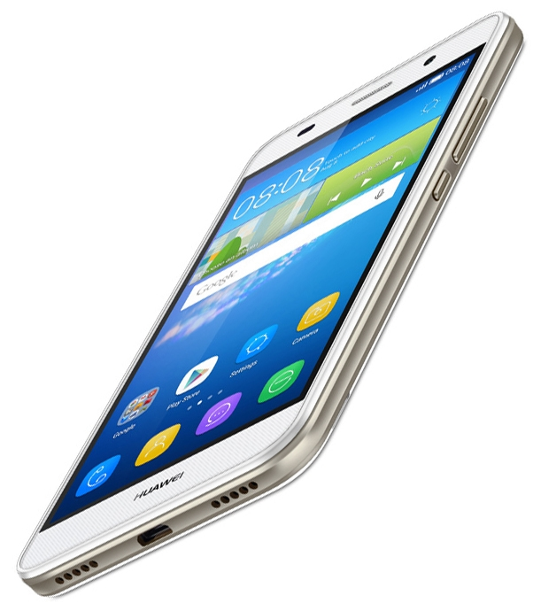Smartphone HUAWEI Y6 ( angle view )