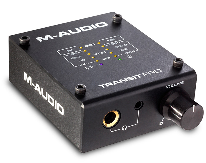 External sound card M-Audio Transit Pro