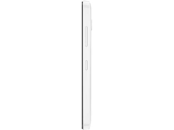 Smartphone Microsoft Lumia 550 ( side view )