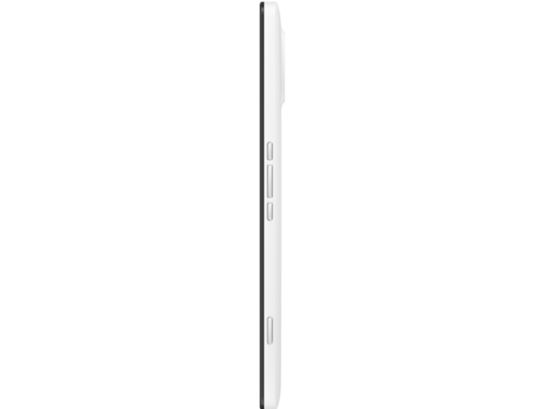 Smartphone Microsoft Lumia 950 XL ( side view )