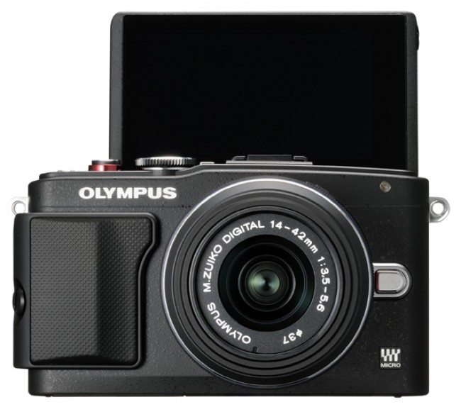Photo camera Olympus PEN E-PL6