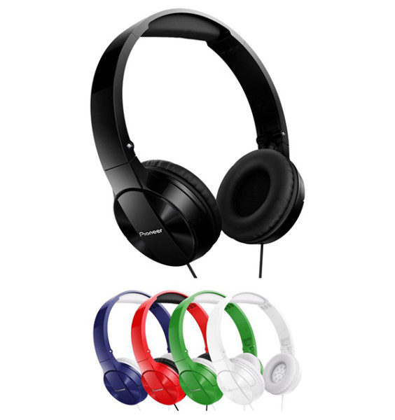 Over ears headphones Pioneer SE-MJ503