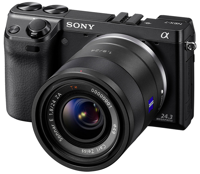 Photo-camera Sony Alpha NEX-7