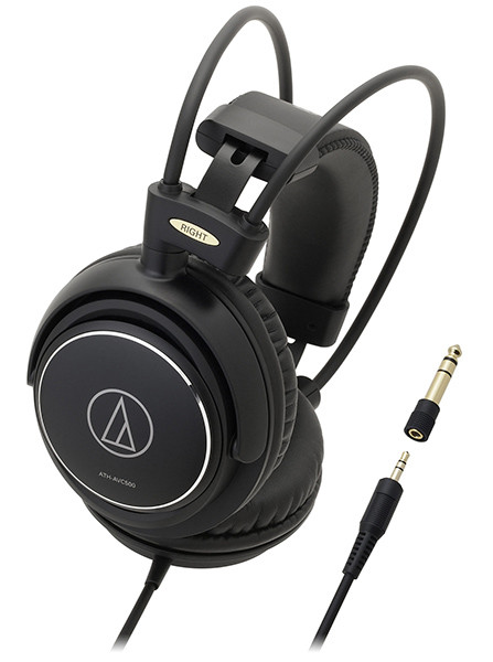 Monitor headphones Audio-Technica ATH-AVC500