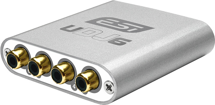 USB audio interface ESI UDJ6