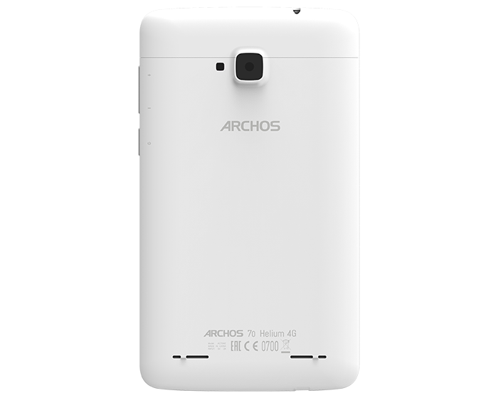 Tablet PC Archos 70b Helium ( back panel )