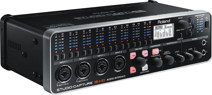 USB audio interface Roland STUDIO-CAPTURE