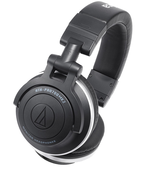 Monitor headphones Audio-Technica ATH-PRO700MK2