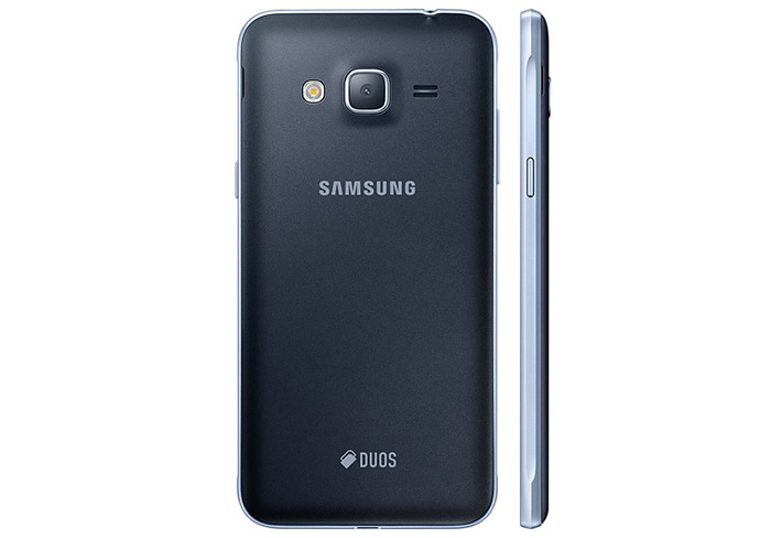 Smartphone Samsung Galaxy J3 ( back and side panels )
