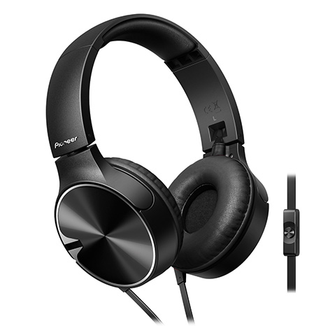 Monitor headphones Pioneer SE-MJ722