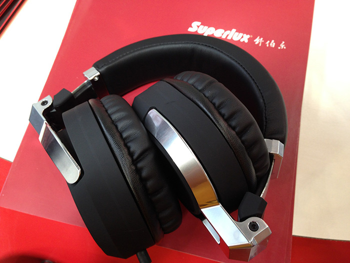 Monitor headphones Superlux HD-685